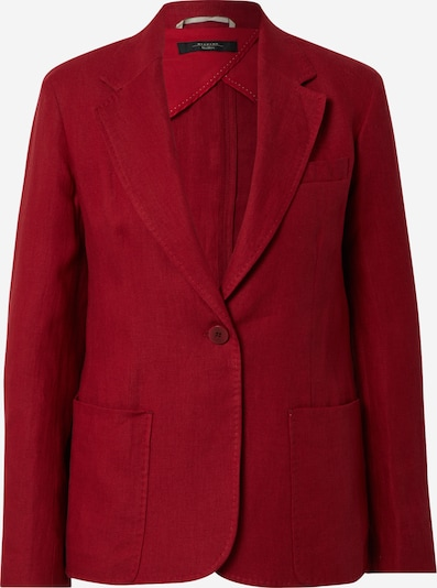 Weekend Max Mara Blazer 'OFIDIO' in rot, Produktansicht