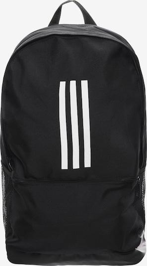 ADIDAS PERFORMANCE Rucksack 'Tiro DU' in schwarz / weiß, Produktansicht