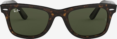Ray-Ban Sunglasses 'Wayfarer 0RB2140' in Brown / Black, Item view
