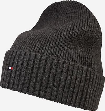 TOMMY HILFIGER Bonnet en gris, Vue avec produit