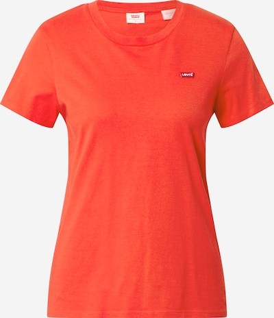 LEVI'S T-Shirt in orangerot, Produktansicht