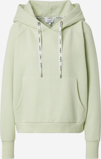 LeGer by Lena Gercke Sweatshirt 'Hayley' in de kleur Mintgroen, Productweergave