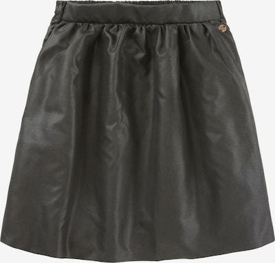 TOM TAILOR Röcke Rock im Leder-Look in schwarz, Produktansicht