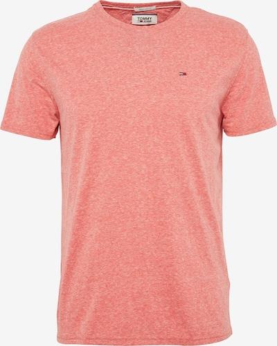 Tommy Jeans Shirt 'Original Triblend' in de kleur Rood gemêleerd, Productweergave