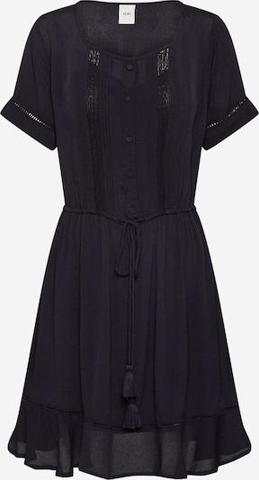 ICHI Kleid 'FERNANDA DR' in schwarz, Produktansicht