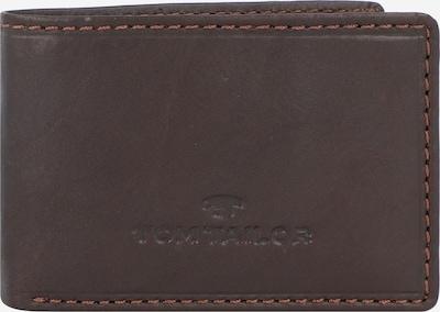 TOM TAILOR Geldbörse 'LARY' in kastanienbraun, Produktansicht