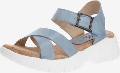 CAMEL ACTIVE Sandale 'Vision' in hellblau, Produktansicht