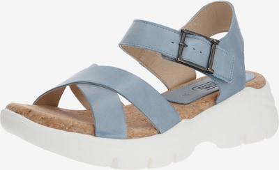 CAMEL ACTIVE Sandale 'Vision' in hellblau / weiß, Produktansicht