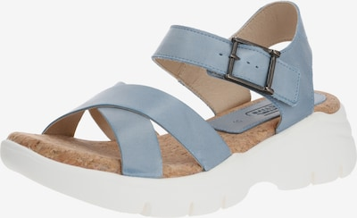 CAMEL ACTIVE Sandaal 'Vision' in de kleur Lichtblauw / Wit, Productweergave