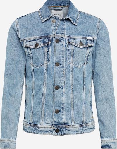 JACK & JONES Jeansjacke in blau, Produktansicht