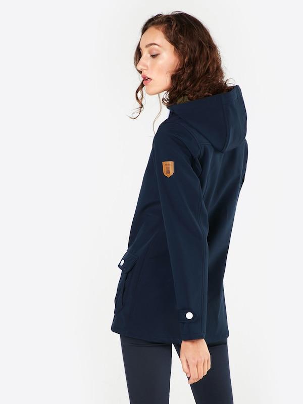 Derbe Softshell-Jacke mit Kapuze 'Peninsula'