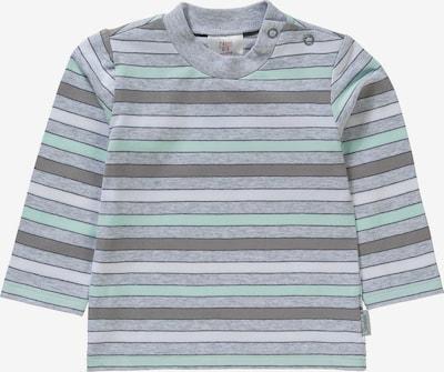 STERNTALER Langarmshirt in grau / mint, Produktansicht