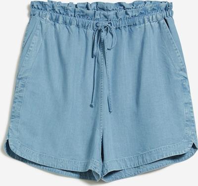 ARMEDANGELS Hose ' Kalaa Shorts ' in blue denim: Frontalansicht