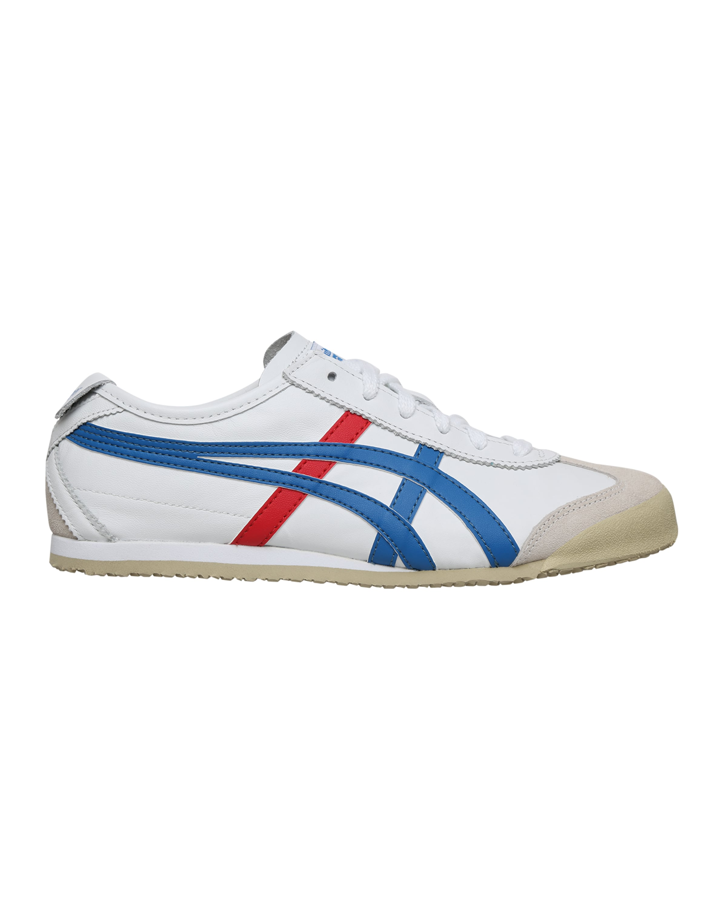 Weiß Sneaker Onitsuka In 'mexico 66' BlauRot Low Tiger FT3l1KcJ