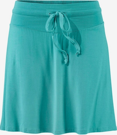 BEACH TIME Rok in de kleur Turquoise, Productweergave