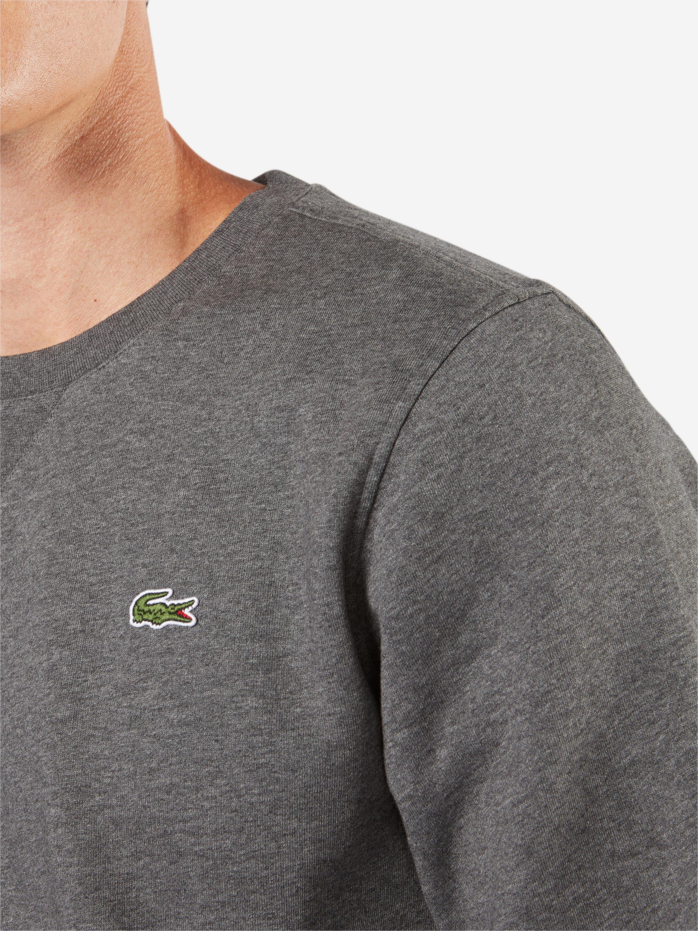 LACOSTE Emblem LACOSTE Logo mit Sweatshirt mit Emblem Sweatshirt Sweatshirt Logo LACOSTE nYH6HZq