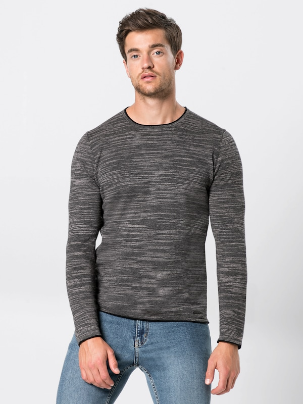 Plated Cnk' Gris over BasalteChiné 'noos Edc By Esprit Pull En 8PXnN0wOk