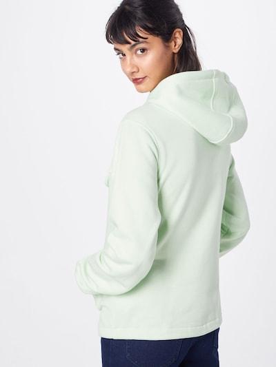 Urban Classics Sweatshirt in mint: Rückansicht