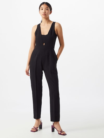 Pepe Jeans Overall 'Peonia' in schwarz, Modelansicht