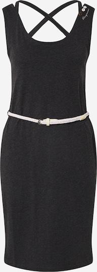 Ragwear Kleid 'KASANDRA' in schwarz, Produktansicht