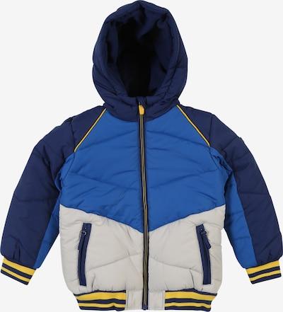 ESPRIT Jacke in marine / gelb / weiß, Produktansicht