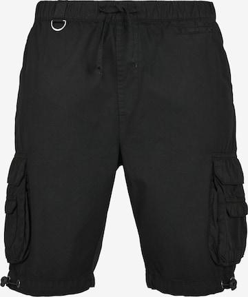Urban Classics Shorts in Schwarz