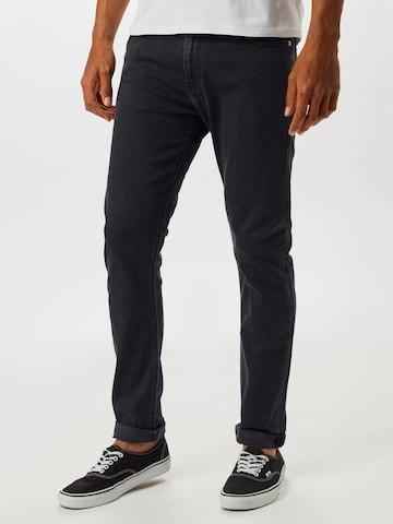 Calvin Klein Jeans Teksapüksid '016 SKINNY', värv hall