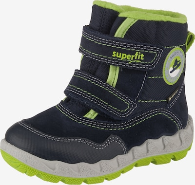 SUPERFIT Winterstiefel in blau / graphit, Produktansicht