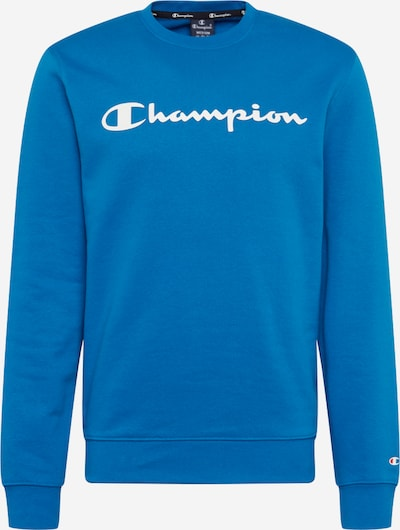 Champion Authentic Athletic Apparel Sweater majica u plava / bijela, Pregled proizvoda