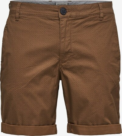 SELECTED HOMME Straight Fit Shorts in grau, Produktansicht