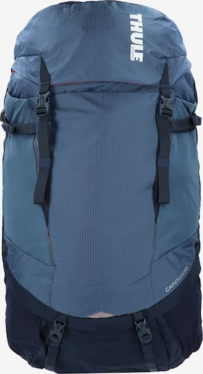 Thule Rucksack in taubenblau / dunkelblau, Produktansicht