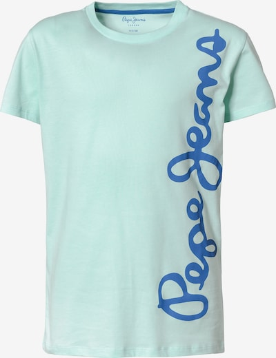 Pepe Jeans T-Shirt 'WALDO' in blau / dunkelblau, Produktansicht