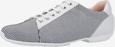 PETER KAISER Sneaker in schwarz / weiß, Produktansicht