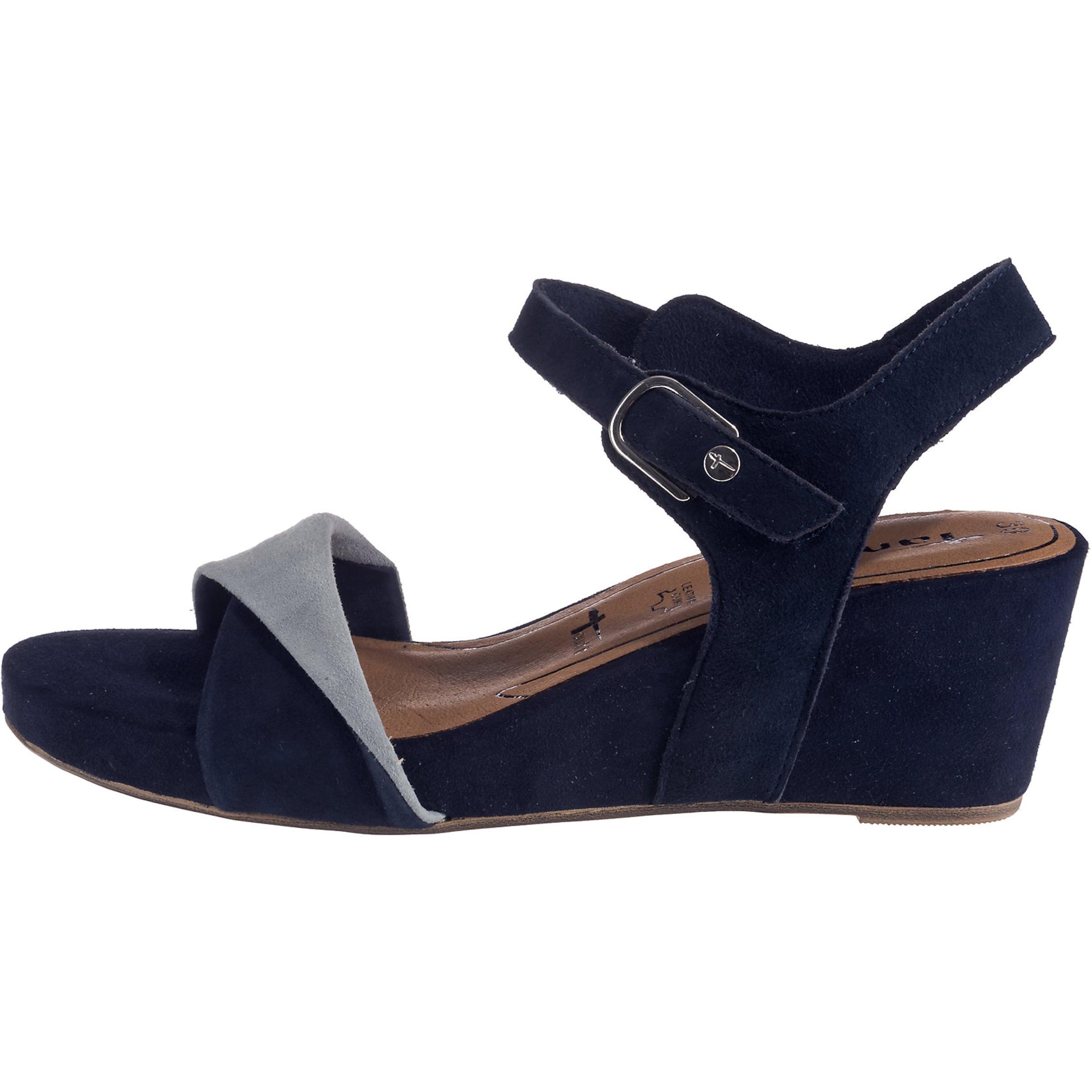 In Sandale Sandale In BlauRauchblau Tamaris Tamaris BlauRauchblau Tamaris LUGqVpSzM