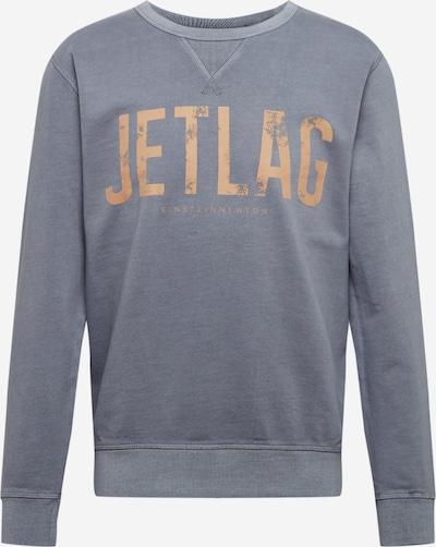 EINSTEIN & NEWTON Sweatshirt 'Jetleg Sweatshirt Herr Kules' in hellgrau, Produktansicht