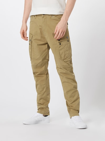 G-Star RAW Hose 'Dustor' in khaki, Modelansicht