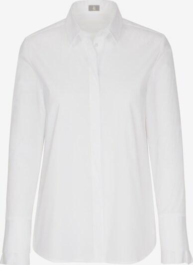 Jacques Britt Hemdbluse in weiß, Produktansicht