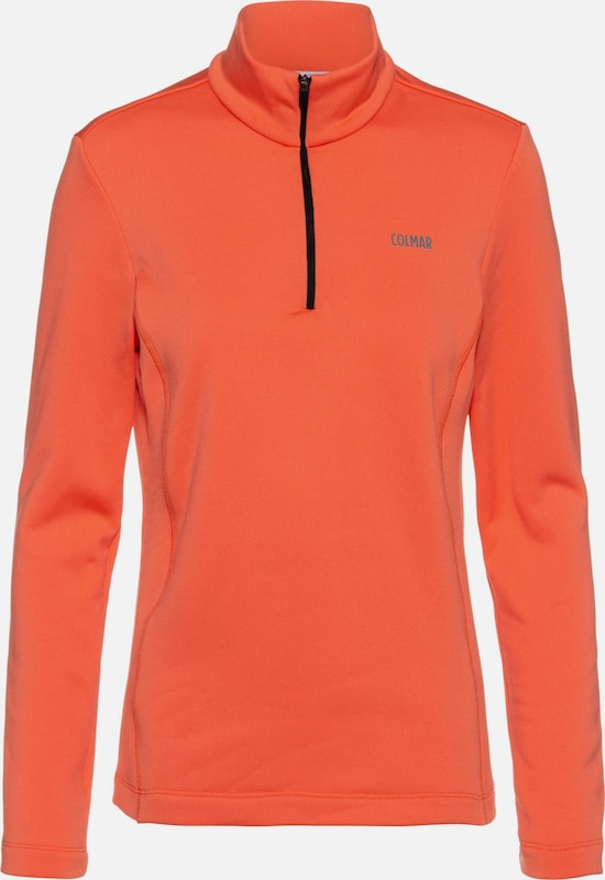 Colmar Funktionsshirt in orange, Produktansicht