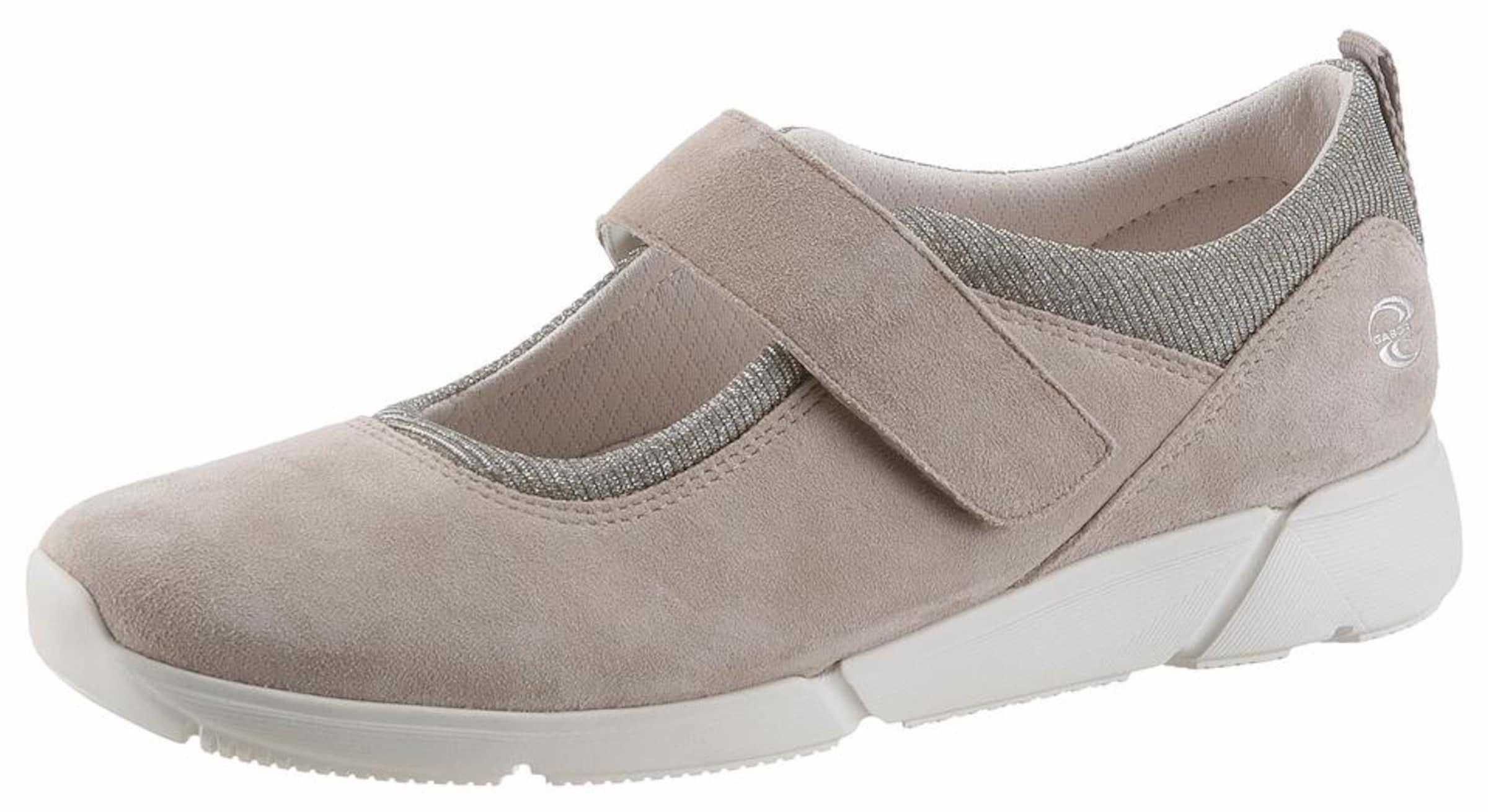 Haltbare Mode billige Schuhe Gut GABOR | Riemchenballerina Schuhe Gut Schuhe getragene Schuhe c2adc7
