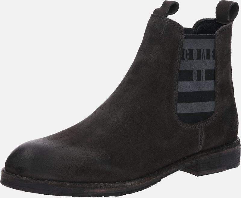 Boots En Hayo Chelsea For Crickit 'houston' Anthracite Thomas XZOkTPiu