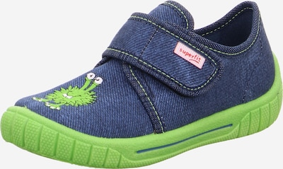 SUPERFIT Schuhe 'Bill' in blau, Produktansicht