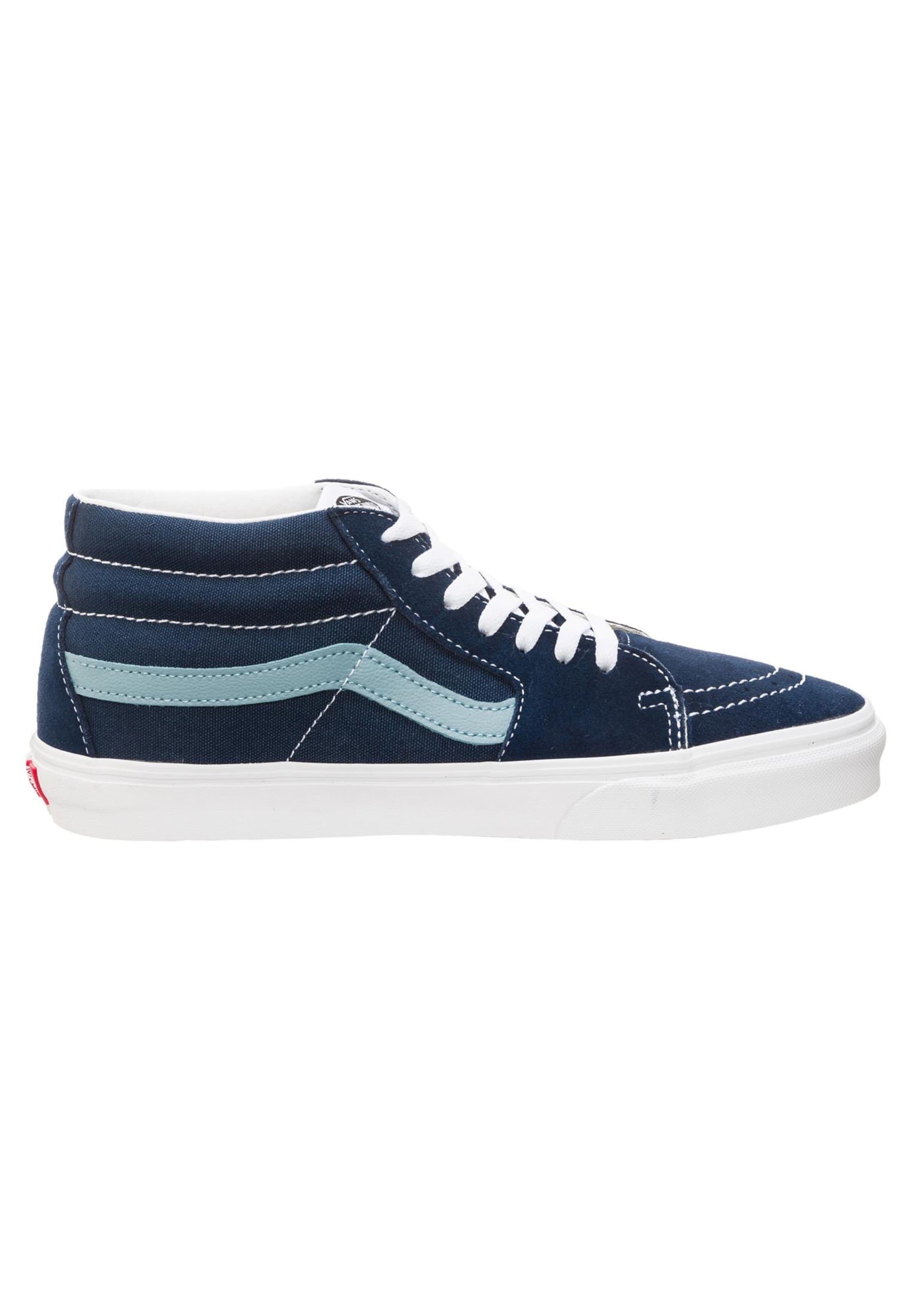 Blau Sk8 mid Vans Sneaker In pGVSUMzq