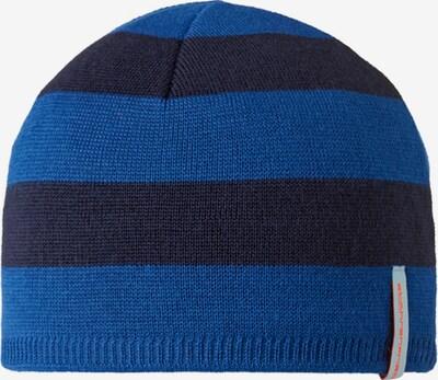 STÖHR Mütze 'LENNI' in blau, Produktansicht