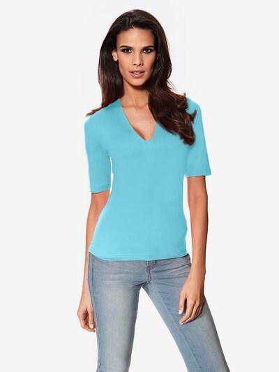 Ashley Brooke by heine Majica u plava: Prednji pogled