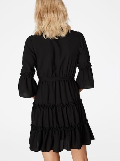 LeGer by Lena Gercke Kleid 'Havin' in schwarz: Rückansicht
