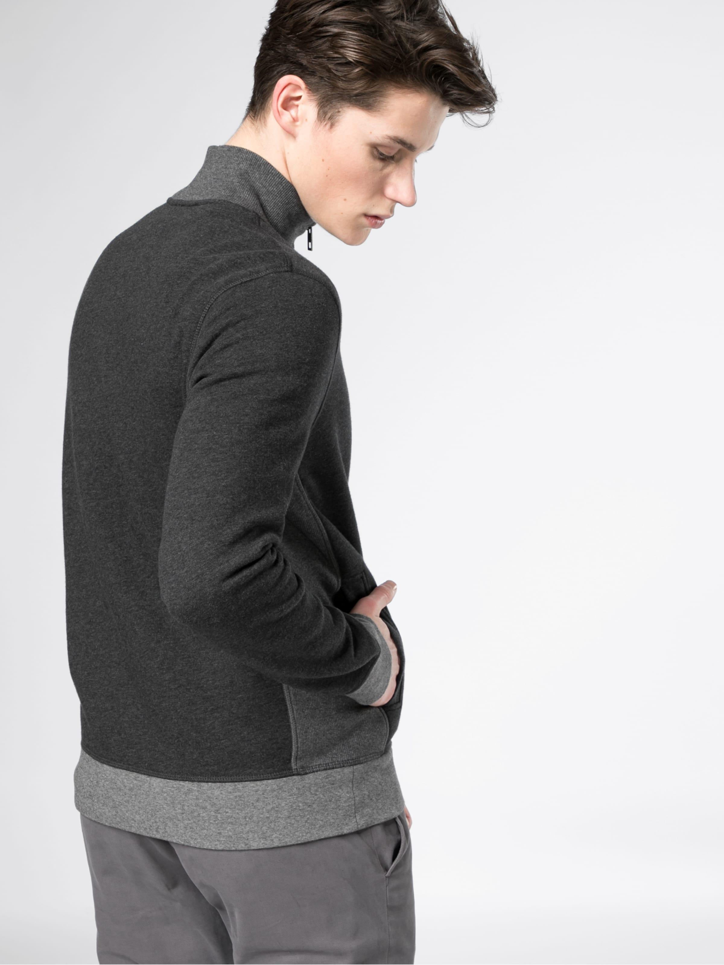 BOSS Sweatshirt 'Zooms' Rabatt Echte Spielraum Erschwinglich Billige Auslass Wirklich Günstiger Preis Original-Verkauf FC3vT
