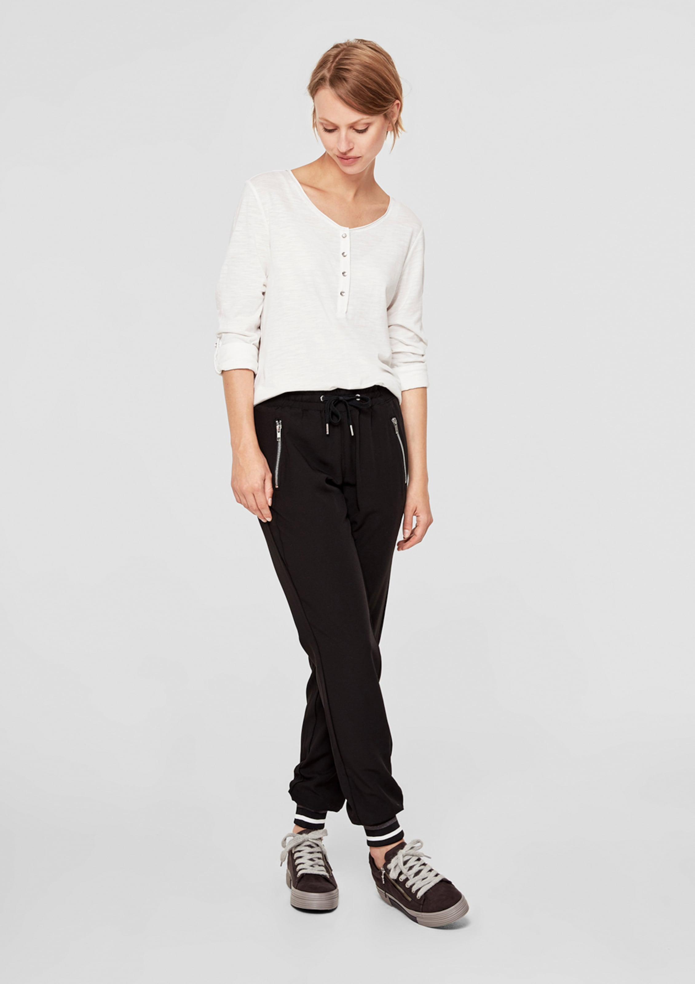 oliver oliver In Shirt Shirt In Weiß S S Weiß fI6ybm7Ygv