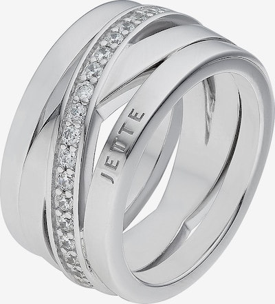 JETTE Ring 'Wrapping 60056323' in silber, Produktansicht