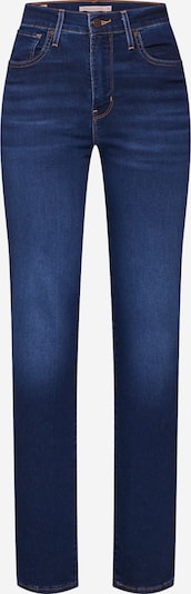 Jeans '724™ HIGH RISE STRAIGHT' LEVI'S pe denim albastru, Vizualizare produs