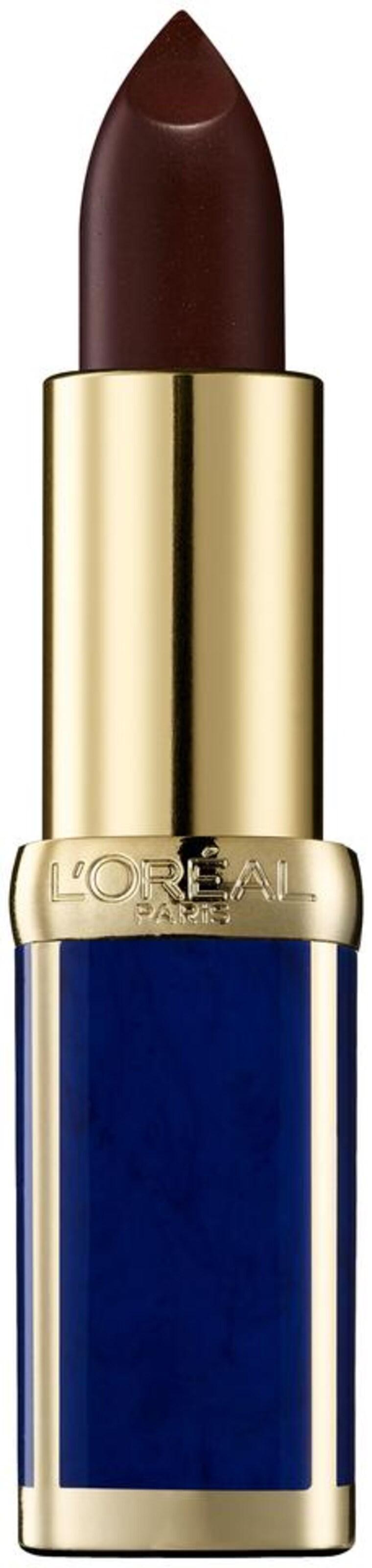 In Riche Paris 'color Lippenstift Balmain' Bordeaux L'oréal SMVqpUz